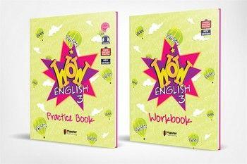 Master Publishing 3. Sınıf WOW English Practice Book Workbook