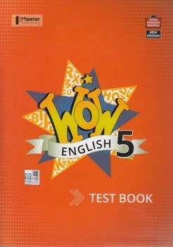 Master Publishing 5. Sınıf WOW English Test Book