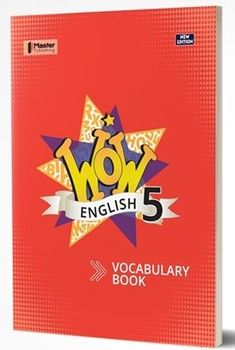 Master Publishing 5. Sınıf WOW English Vocabulary Book