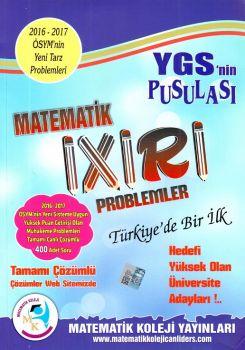 Matematik Koleji Yayınları YGS nin Pusulası Matematik İxiri Problemler