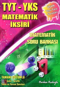 Matematik Koleji Yayınları YKS 1. Oturum TYT Matematik İksiri Tamamı Çözümlü Soru Bankası