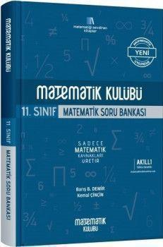 Matematik Kulübü 11. Sınıf Matematik Soru Bankası
