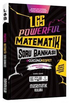 Matematik Kulübü 8. Sınıf LGS 1. Dönem Matematik Powerful Soru Bankası