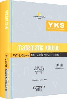 Matematik Kulübü AYT Matematik Zor 20 Deneme