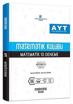 Matematik Kulübü AYT Matematik 10 Deneme