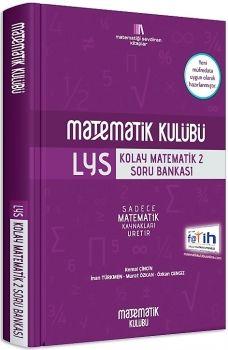Matematik Kulübü LYS Kolay Matematik 2 Soru Bankası