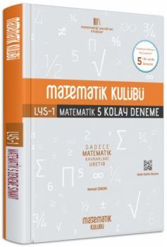 Matematik Kulübü LYS 1 Matematik 5 Kolay Deneme