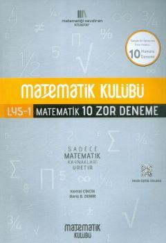 Matematik Kulübü LYS 1 Matematik 10 Zor Deneme Sınavı