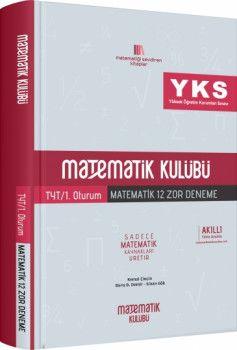 Matematik Kulübü TYT Matematik 12 Zor Deneme