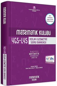Matematik Kulübü YGS LYS Kolay Geometri Soru Bankası