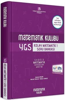 Matematik Kulübü YGS LYS Kolay Matematik 1 Soru Bankası