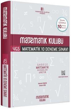 Matematik Kulübü YGS Matematik 10 Deneme Sınavı