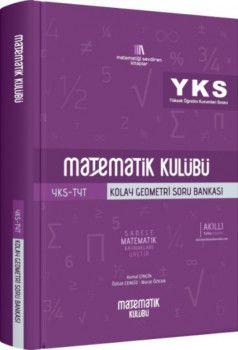 Matematik Kulübü YKS 1. Oturum TYT Kolay Geometri Soru Bankası