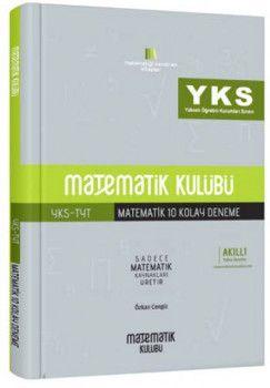 Matematik Kulübü YKS 1. Oturum TYT Matematik Kolay 10 Deneme