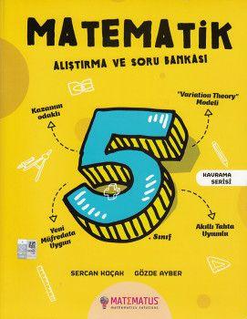 Matematus Yayınları 5. Sınıf Matematik Alıştırma ve Soru Bankası
