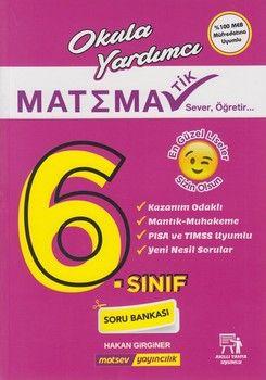 Matsev Yayıncılık 6. Sınıf Matematik  Soru Bankası