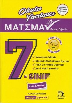 Matsev Yayıncılık 7. Sınıf Matematik  Soru Bankası