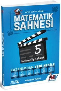 Mav Yayınları 5. Sınıf Matematik Sahnesi
