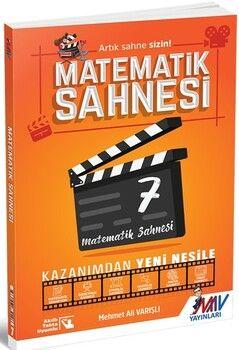 Mav Yayınları7. Sınıf Matematik Sahnesi