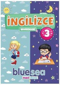 Mavi Deniz 3. Sınıf İngilizce Workbook
