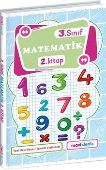 Mavi Deniz 3. Sınıf Matematik 2. Kitap