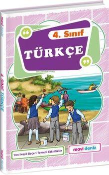 Mavi Deniz 4. Sınıf Türkçe