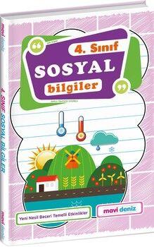 Mavi Deniz 4. Sınıf Sosyal Bilgiler