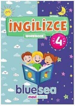 Mavi Deniz Yayınları 4. Sınıf İngilizce Workbook