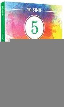 Mürekkep Yayınları 10. Sınıf Sıralı 5 Deneme