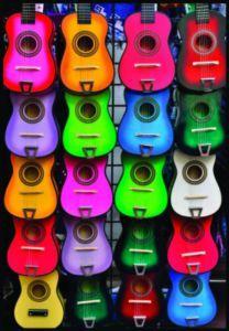 Müziğin Renkleri  Colored Of Music