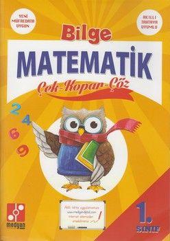 Medyan Yayınları 1. Sınıf Bilge Matematik Çek Kopar Çöz