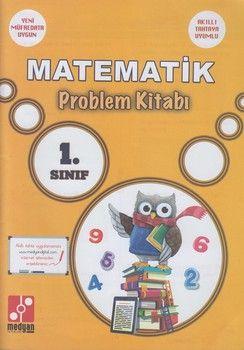 Medyan Yayınları 1. Sınıf Matematik Problem Kitabı