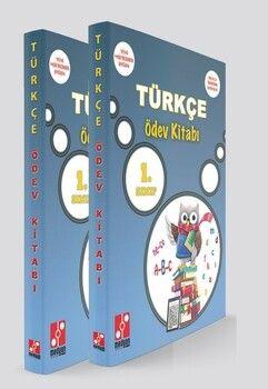 Medyan Yayınları 1. Sınıf Türkçe Ödev Kitabı
