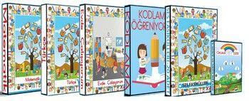 Medyan Yayınları 1. Sınıf Okuma Yazma Seti