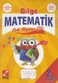 Medyan Yayınları 2. Sınıf Bilge Matematik