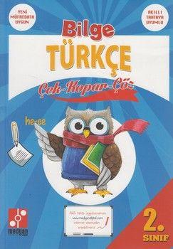 Medyan Yayınları 2. Sınıf Bilge Türkçe