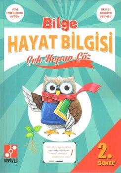 Medyan Yayınları 2. Sınıf Bilge Hayat Bilgisi