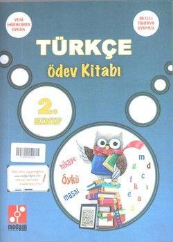 Medyan Yayınları 2. Sınıf Türkçe Ödev Kitabı