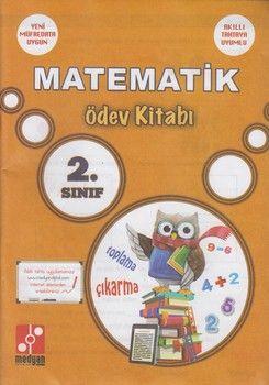 Medyan Yayınları 2. Sınıf Matematik Ödev Kitabı