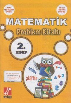Medyan Yayınları 2. Sınıf Matematik Problem Kitabı