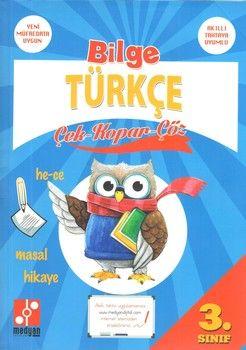 Medyan Yayınları 3. Sınıf Bilge Türkçe