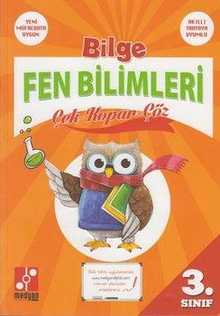 Medyan Yayınları 3. Sınıf Bilge Fen Bilimleri