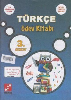 Medyan Yayınları 3. Sınıf Türkçe Ödev Kitabı