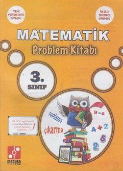 Medyan Yayınları 3. Sınıf Matematik Problem Kitabı