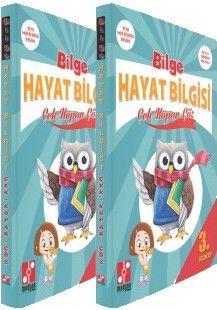 Medyan Yayınları 3. Sınıf Hayat Bilgisi Bilge Çek Kopar Çöz