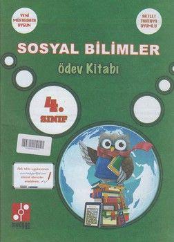 Medyan Yayınları 4. Sınıf Sosyal Bilgiler Ödev Kitabı