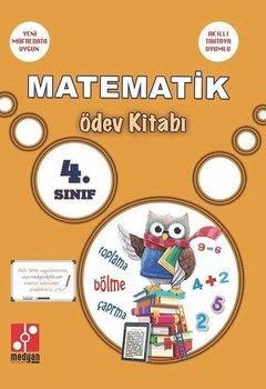 Medyan Yayınları 4. Sınıf Matematik Ödev Kitabı