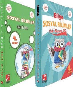 Medyan Yayınları 4. Sınıf Sosyal Bilimler Çek Kopar Çöz Ödev Kitabı Seti