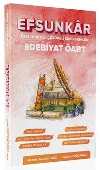 Mehmet Nurullah Gök 2020 ÖABT Edebiyat Eski Türk Dili EFSUNKAR Soru Bankası Çözümlü