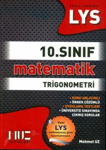 Mehmet Uz LYS Trigonometri